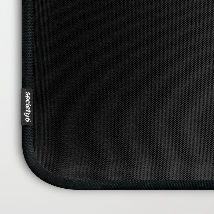 Black Laptop Sleeve