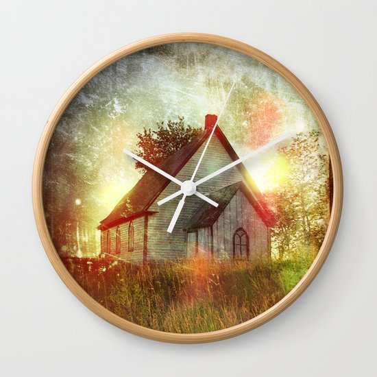 The Glorious Lost Sundays Wall Clock