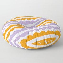 Mordidas Pucci Floor Pillow