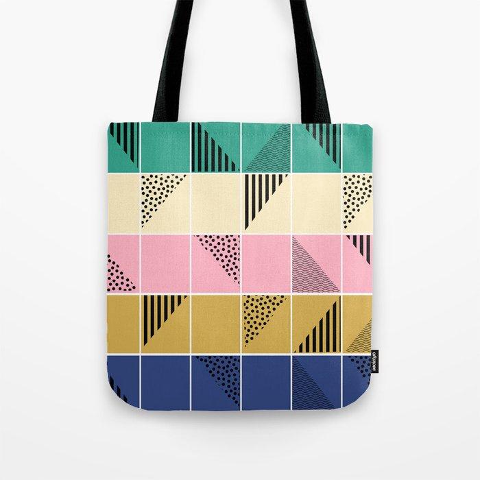 Mosaic #1 Tote Bag