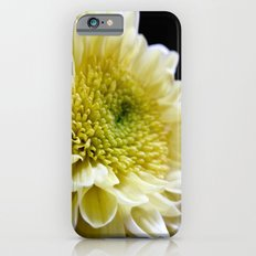 Floral Yellows Slim Case iPhone 6s