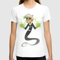 danny haas T-shirts featuring Danny Phantom by lemonteaflower