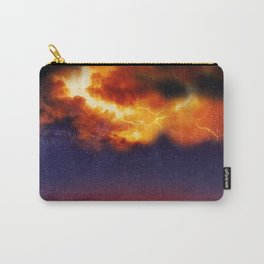 War in the Heavens - Digital Space Art Carry-All Pouch