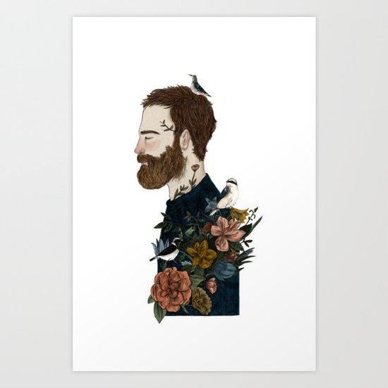 MNwithsomething Art Print