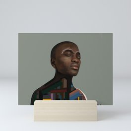 Lwazi Mini Art Print