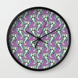 elephant unicorn alien Wall Clock