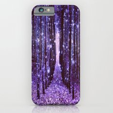 Magical Forest Purple iPhone 6s Slim Case