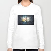 agent carter Long Sleeve T-shirts featuring carter by 3e3e