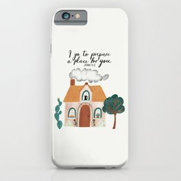 John 14:2 iPhone Case