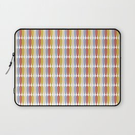 Feathers in rows Laptop Sleeve