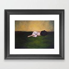 Never Let Me Go #2 Framed Art Print