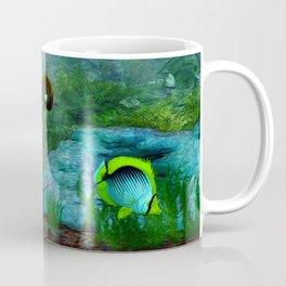 Fish Tank Aquarium Coffee Mug