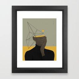Beauty FORM. Framed Art Print