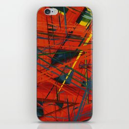 C13D Distressed iPhone Skin