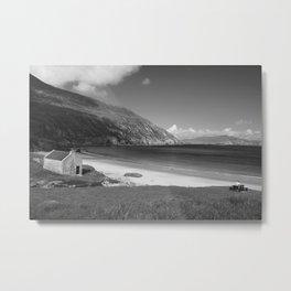 Keem Beach, Achill Island, County Mayo, Ireland Metal Print