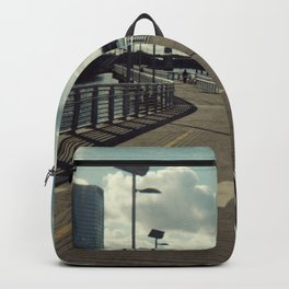 river walkin' Backpack
