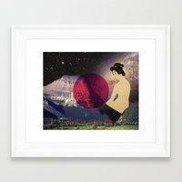 japan Framed Art Prints featuring Japan by Blaz Rojs