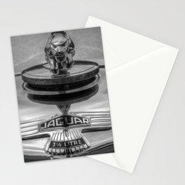 The Jaguar Car Stationery Cards