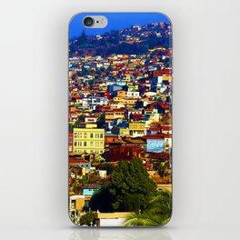 My Valparaiso iPhone Skin