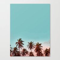 california Canvas Prints featuring California by 83 Oranges™