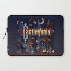 Vania Castle Laptop Sleeve