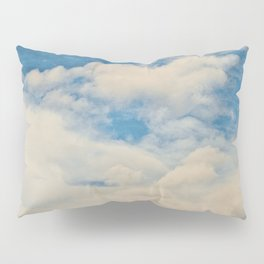 Clouds in the Sky Pillow Sham