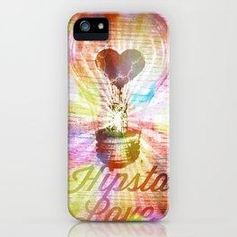 Hipsta Love  iPhone Case