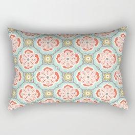 Alhambra Tile Rectangular Pillow