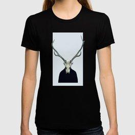 Living Skull and Horns T-shirt