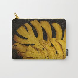 Not The Usual Fallen Leaves Carry-All Pouch