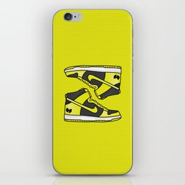 Wu Tang Dunks iPhone Skin