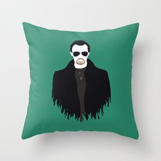 The Bitter End Throw Pillow