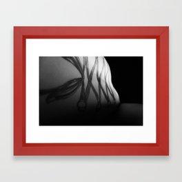Corsetted #2 Framed Art Print