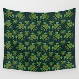 CTHULHU PATTERN Wall Tapestry