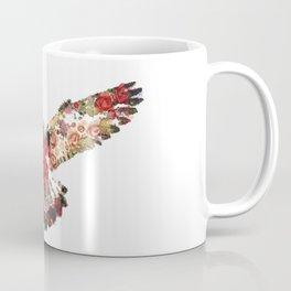 Peregrine Falcon Vintage Coffee Mug