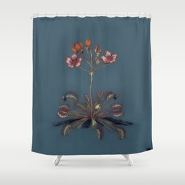 Venus Flytrap Shower Curtain