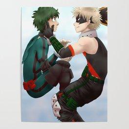 Cute Boys Poster
