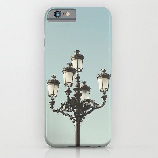 Lamppost iPhone & iPod Case