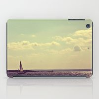 sail iPad Cases featuring sail by Kearsten Taylor