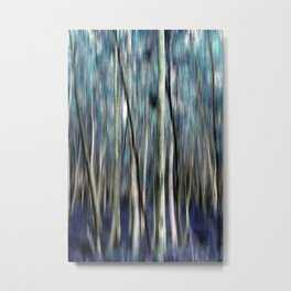 walk in wood o2 Metal Print