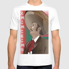 Zacatecas Mens Fitted Tee White MEDIUM