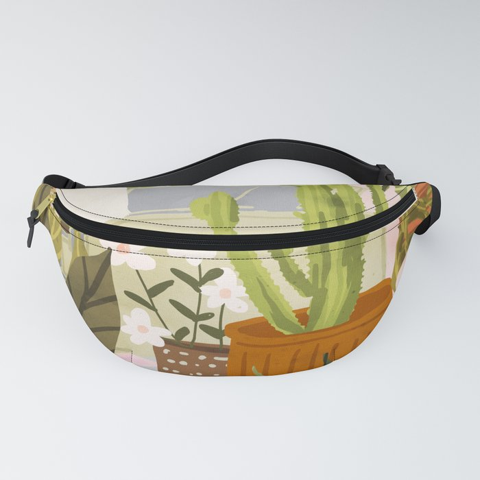 Playing For My Plants Fanny Pack