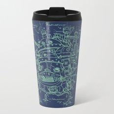 Chateau Ambulant Metal Travel Mug