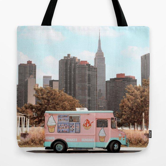 New York Ice Cream Tote Bag