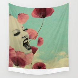 The Silent Storm Wall Tapestry