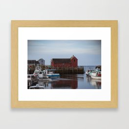 Motif #1 Day Framed Art Print