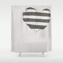 Hollow Like My Soul Shower Curtain