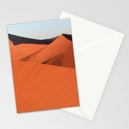 Shapes In The Desert Stationery Cards