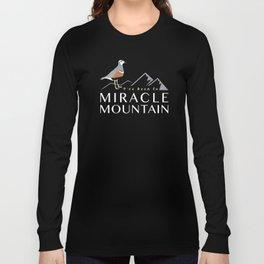 Eurasian Dotterel Breeding Ecology Research Ammarnäs Long Sleeve T-shirt