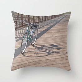 Time Out Throw Pillow